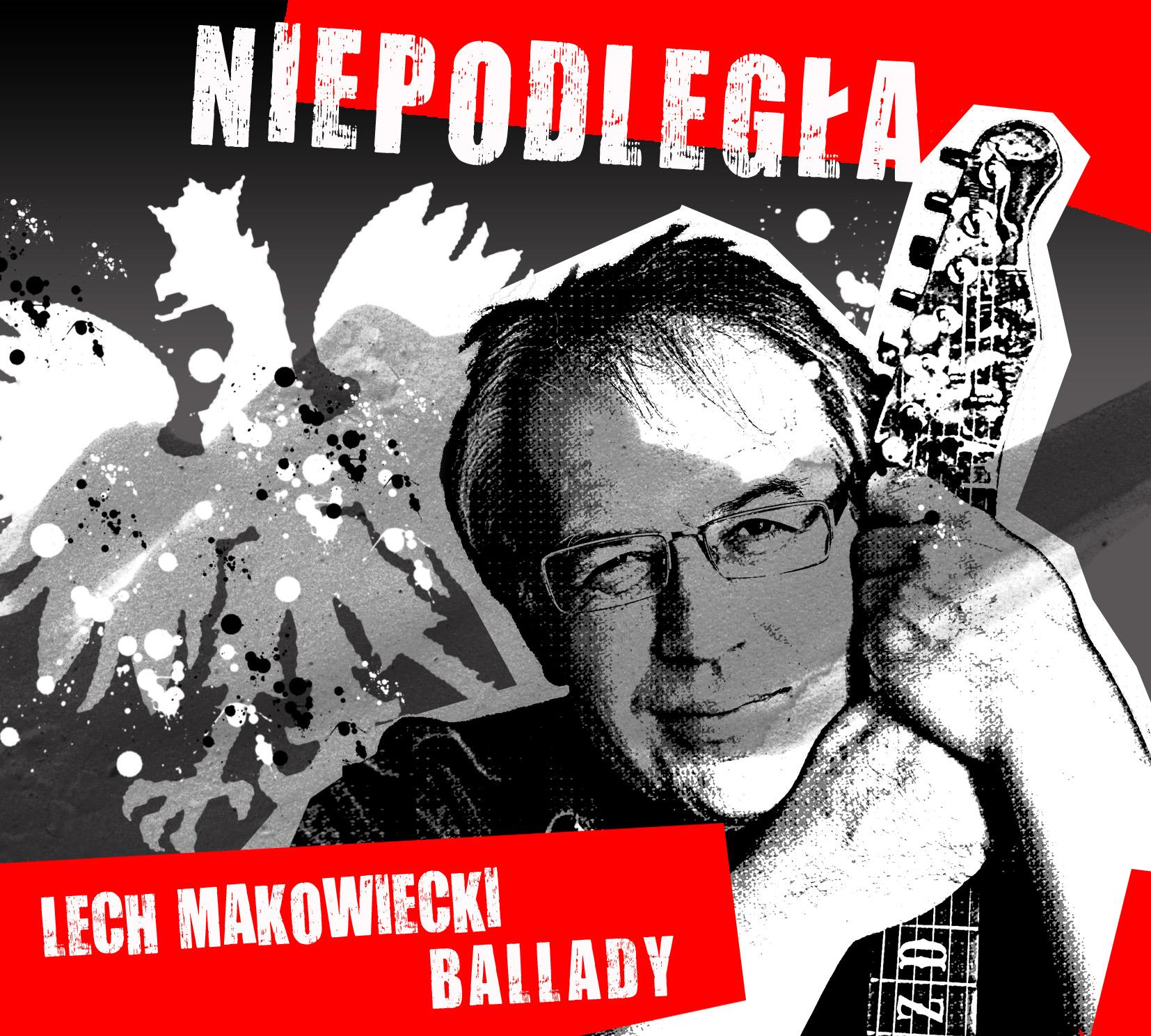 Okładka płyty 'Niepodległa'